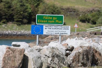 Fàilte gu Eilean nam Muc - soidhne