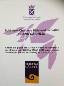 Plana Gaidhlig