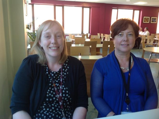 Sarah Dafydd agus Mair Parry Jones, Seanadh Nàiseanta na Cuimrigh