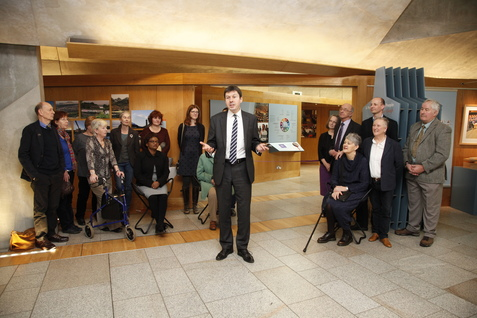 New Permanent Exhibition opens at Scottish Parliament