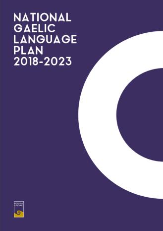 National Gaelic Language Plan